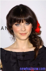 Zooey Deschanel at the Inaugural Kid Art Event: A Benefit For P.S. Arts. Lo-Fi, Los Angeles, CA. 06-01-06