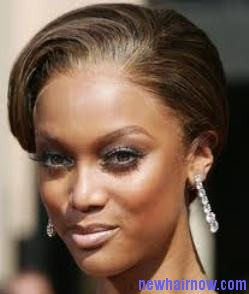 Tyra Banks recent Hairstyles - New Hair Now