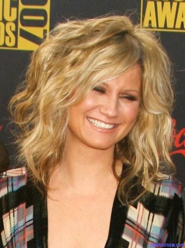 Jennifer Nettles New Hairstyles New Hair Now