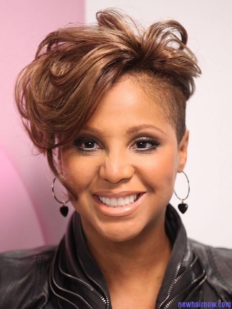 Amazing Toni Braxton New Hairstyles New Hair Now Short Hairstyles For Black Women Fulllsitofus