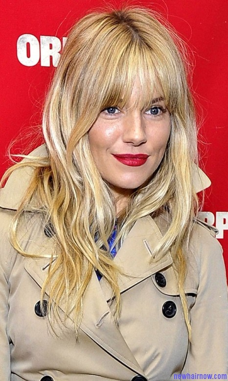 sienna miller hairstyles : Sienna Miller Hairstyles ? New Hair Now
