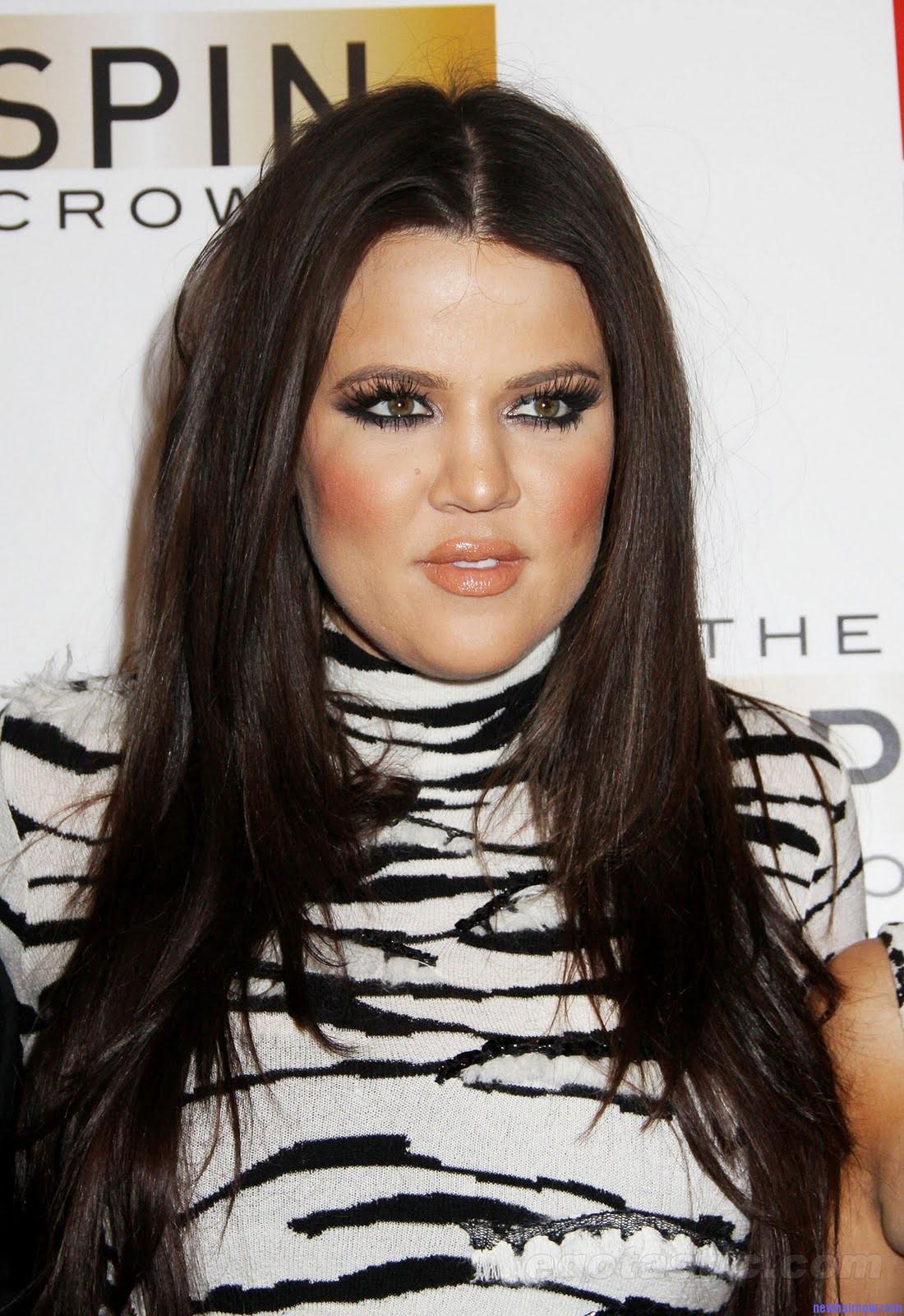 Ombre hair kourtney kardashian