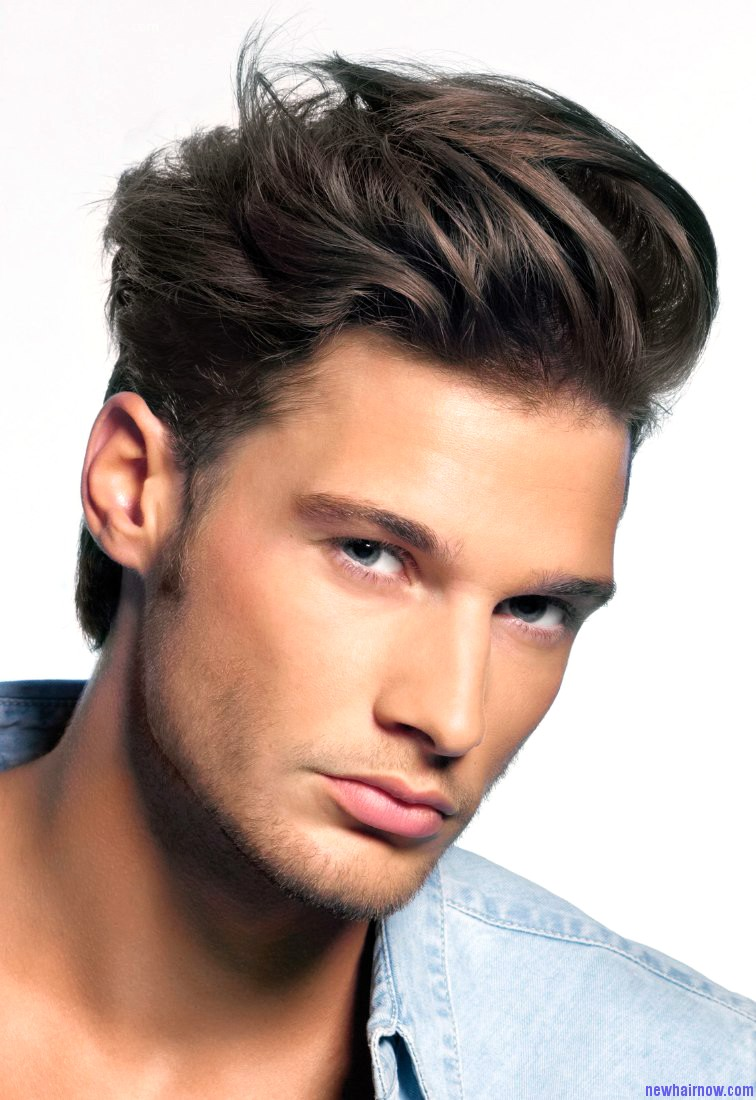 Fine Men Hairstyles New Hair Now Hairstyles For Men Maxibearus