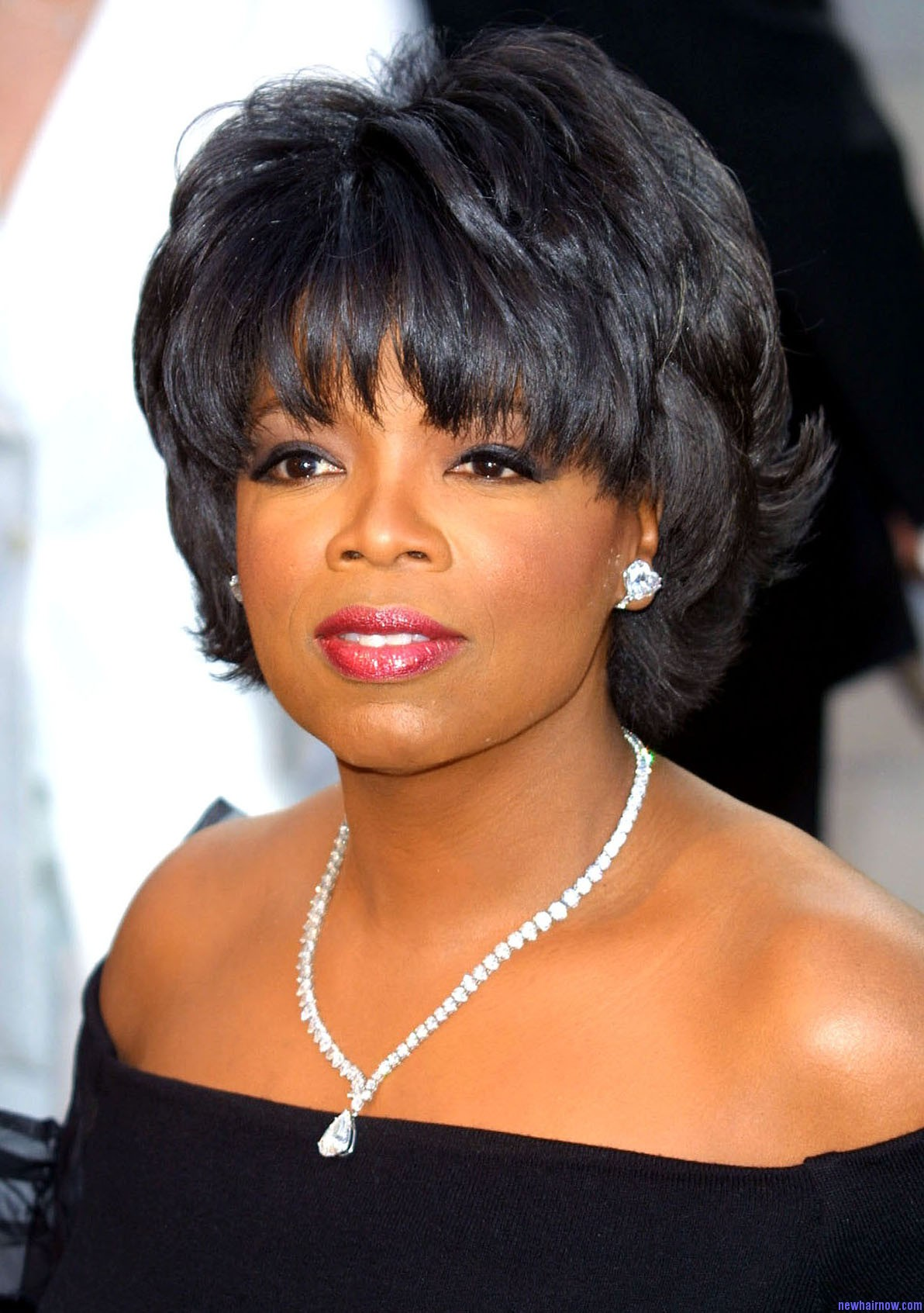 New Hairstyle Hairstyle Magazine: Oprah Winfrey Hairstyle
