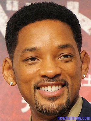 Will Smith Hairstyle New Hair Now