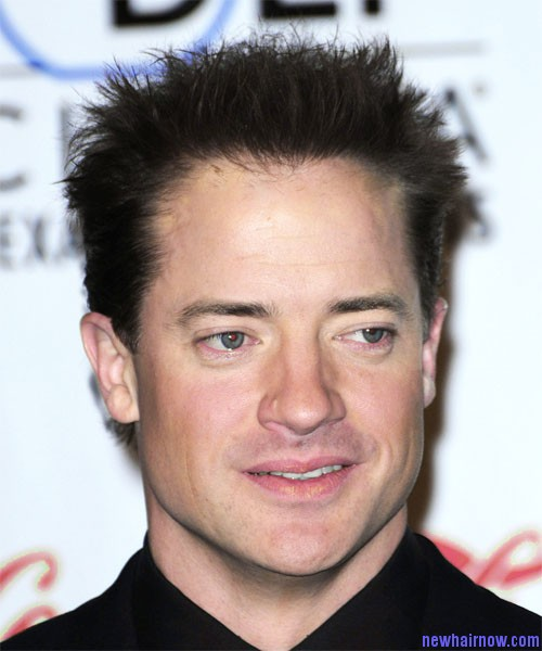 Brendan Fraser New Hairstyles New Hair Now