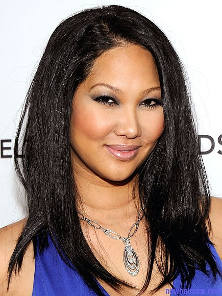 kimora lee simmons new hairstyle � new hair now