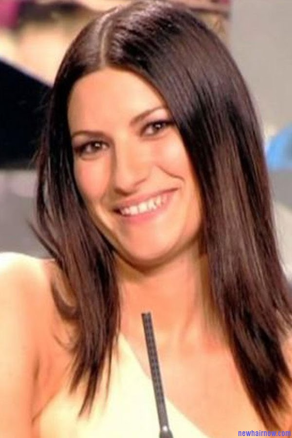 Laura Pausini New Hairstyle New Hair Now
