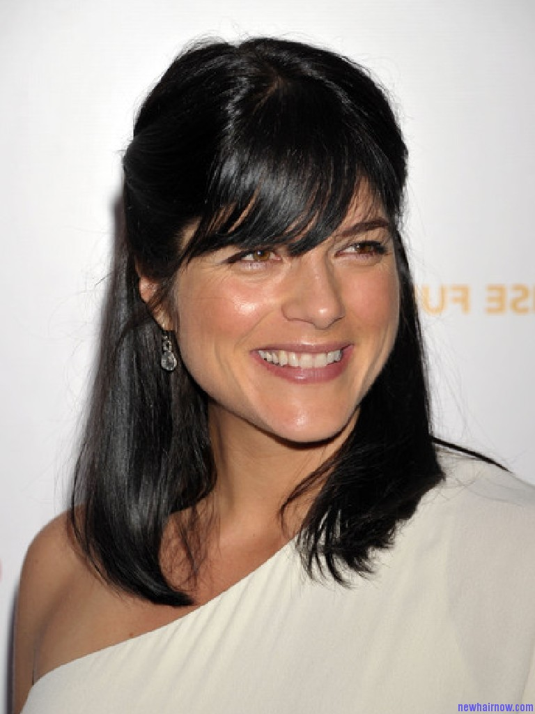Selma Blair New Hairstyle New Hair Now