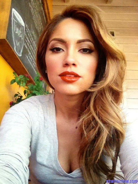 Jessica Burciaga New Hairstyle With Looks Due New Hair Now