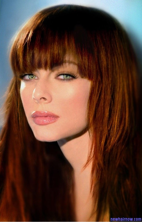 melinda clarke new hairstyle new hair now