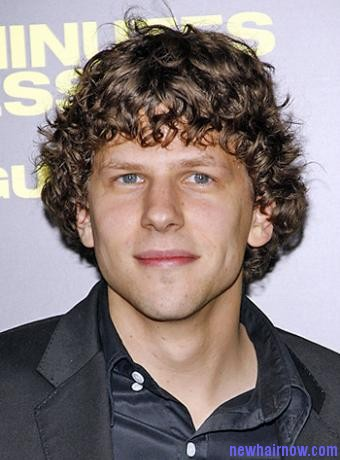 Jesse Eisenberg New Hairstyle New Hair Now