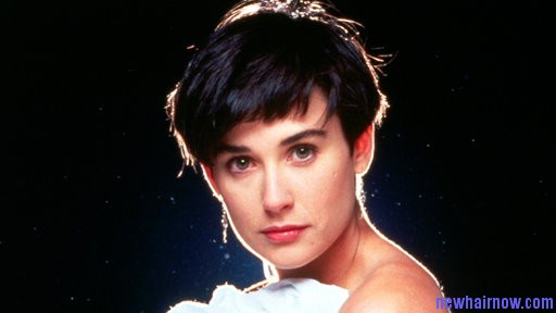 Demi Moore Ghost Haircut Images Haircuts For Men And Women