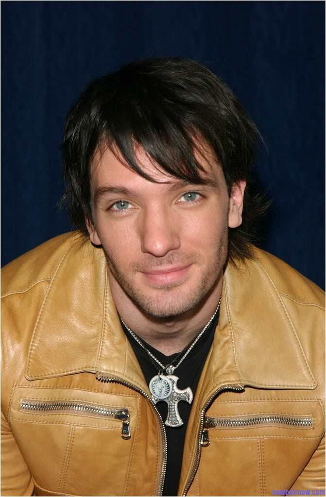 Jc Chasez New Hairstyle New Hair Now