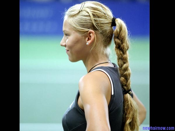 Best Hairstyles On Tennis Court New Hair Now