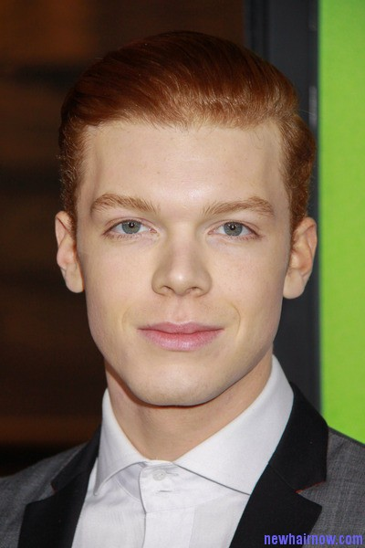 Cameron Monaghan New Hairstyle New Hair Now