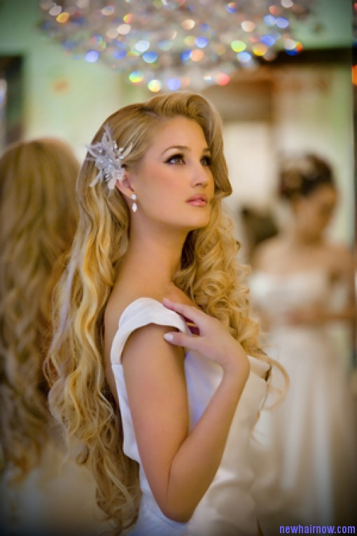 Spring Bridal Hairstyles Trends