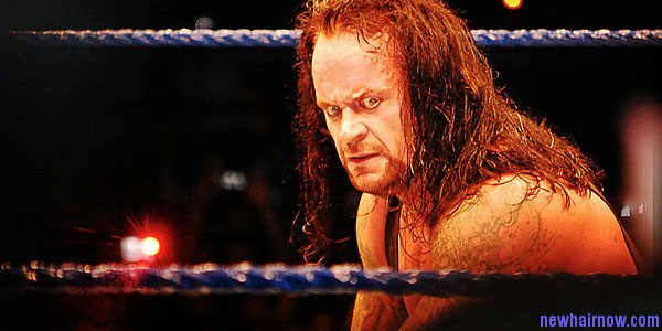The Undertaker Hairstyle New Hair Now