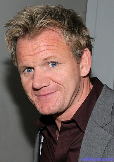 Gordon Ramsay New Haircut New Hair Now