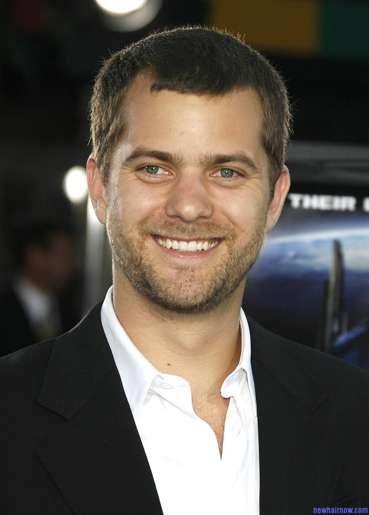 Joshua Jackson Short Or Curly Wavy Hairstyle New Hair Now