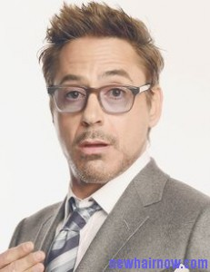rock n roll hairstyles : Robert Downey Jr. Hairstyle ? New Hair Now