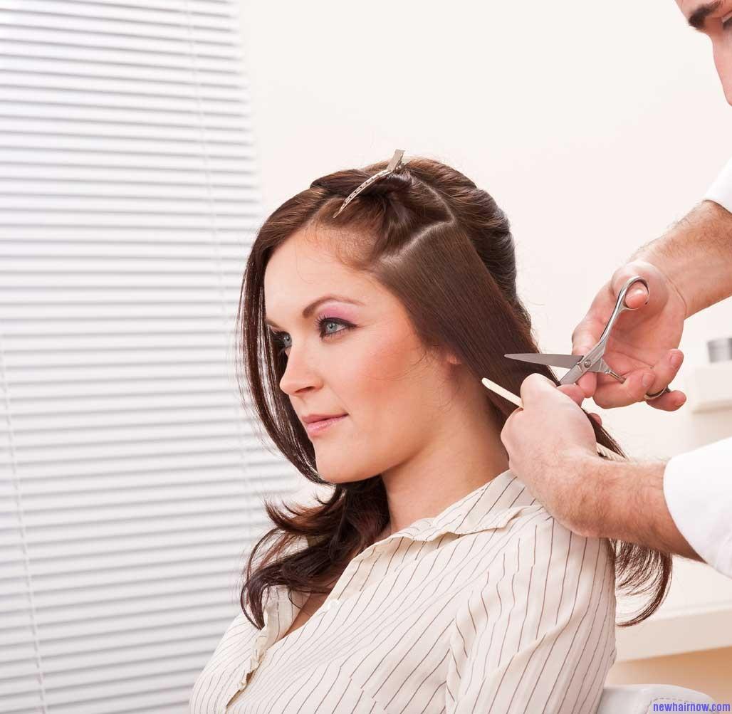 Ladies hair styles layers