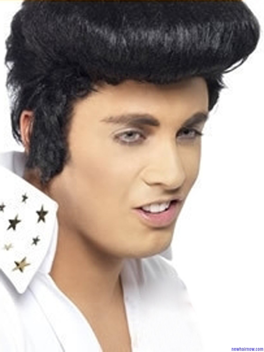 Amazing Elvis Presley Hair Style New Hair Now Short Hairstyles For Black Women Fulllsitofus