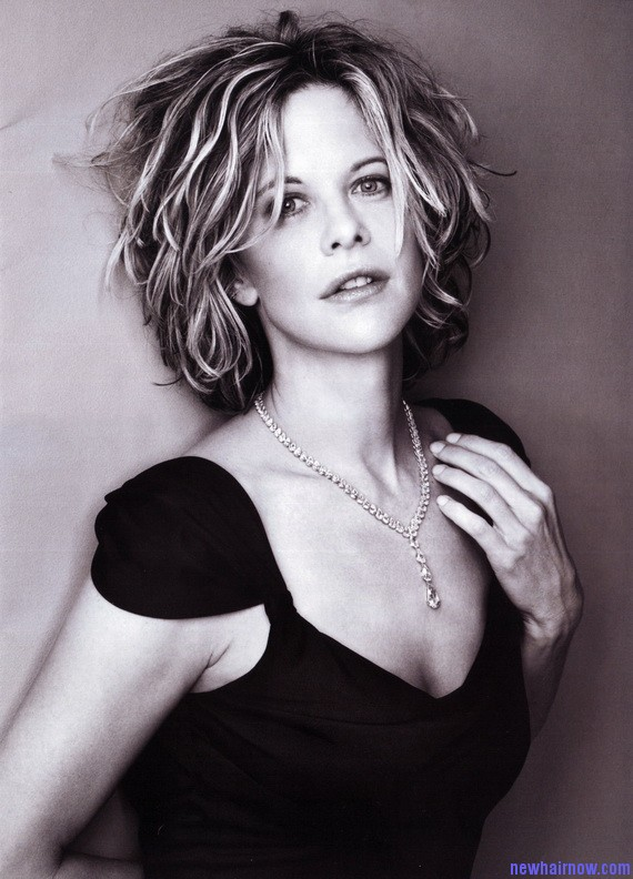 Meg Ryan Hairstyle New Hair Now