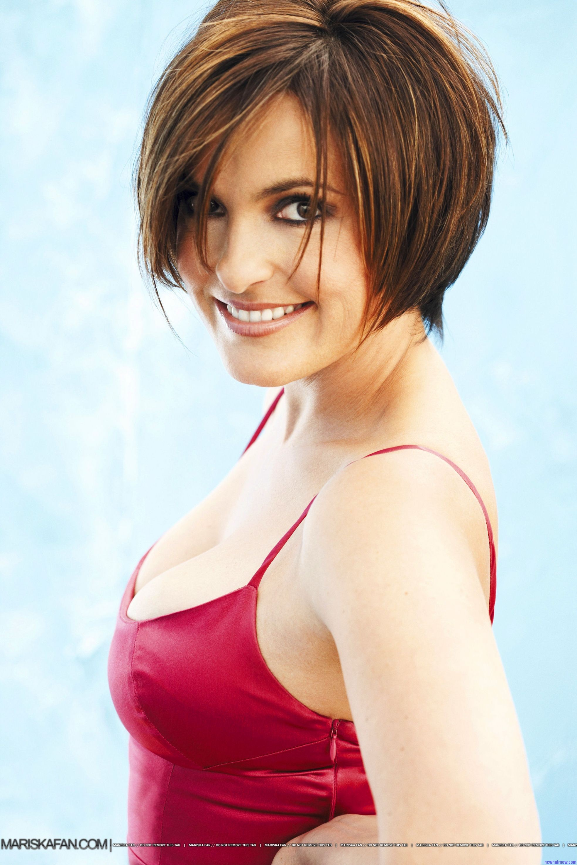 Mariska Hargitay New Hair Now