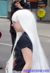 hair white2