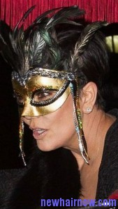 masquerade ball hair4