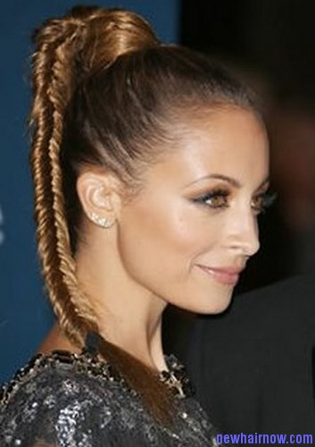Braiding short hair with extensions new hair now short braid extensions3 pmusecretfo Choice Image