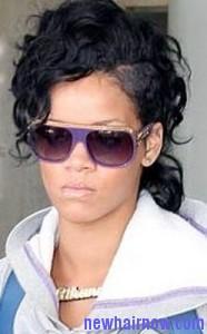 short jheri curls