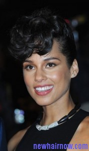 alicia keys frohawk2