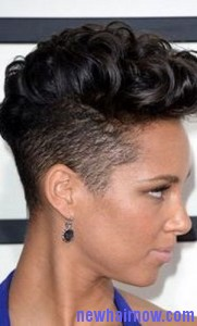 alicia keys frohawk3