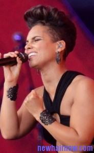 alicia keys frohawk6