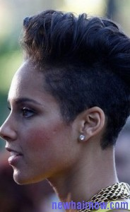 alicia keys frohawk8