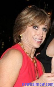 Dorothy Hamill New Hair Now